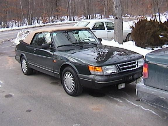Another saaber 1993 Saab 900 post... - 1051674