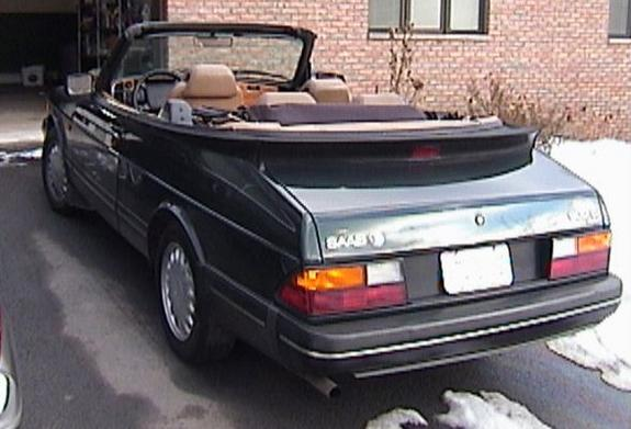 Another saaber 1993 Saab 900 post... - 1051691