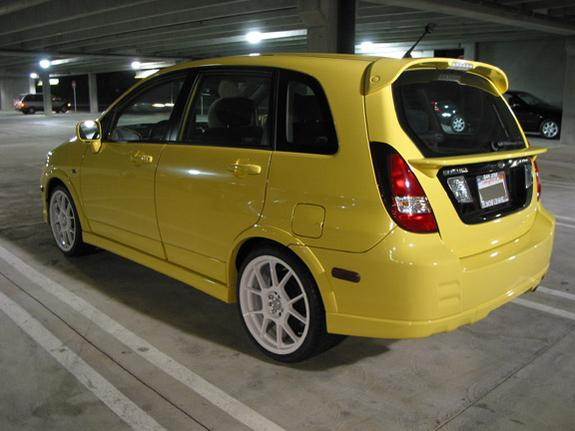 Yellow sx 2002 suzuki aerio specs photos modification