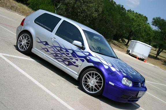 turbosh 2002 Volkswagen GTI 1052427