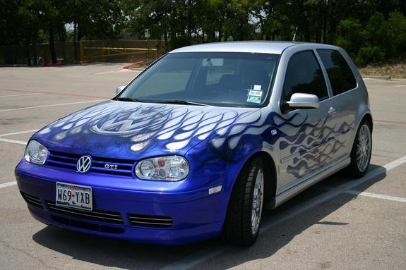 turbosh's 2002 Volkswagen GTI