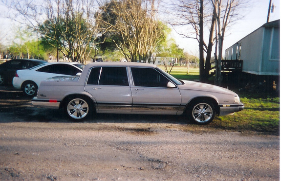 playaride 1989 buick park avenue specs photos modification info at cardomain cardomain