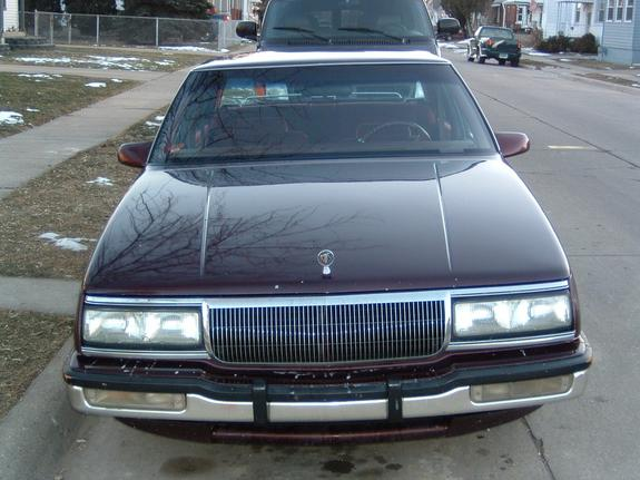 Large on 1989 Buick Lesabre 2 Door