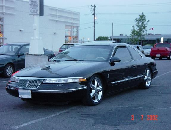 Another 1ICED8 1995 Lincoln Mark VIII post... - 1061145