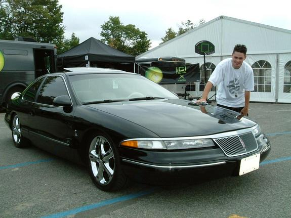1iced8 1995 lincoln mark viii specs photos modification. Black Bedroom Furniture Sets. Home Design Ideas