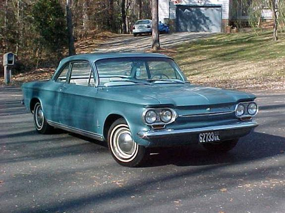 63vair's 1963 Chevrolet Corvair