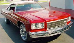 hotboydownsouth 1975 Chevrolet Caprice
