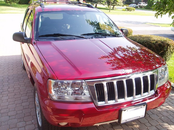 cklancer's 2004 Jeep Grand Cherokee