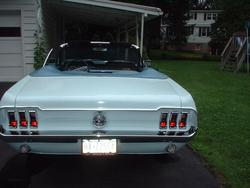 Another Danes68mustang 1968 Ford Mustang post... - 1066055