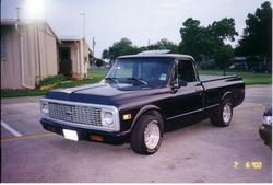 oldblue72 1972 Chevrolet C/K Pick-Up