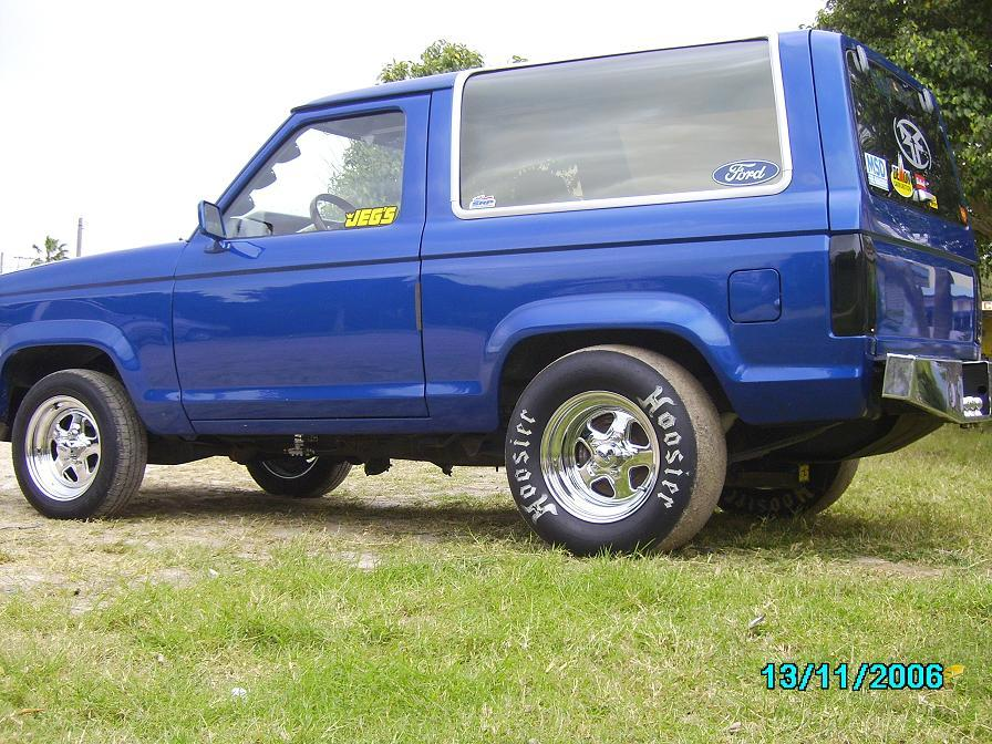 frontera 1984 Ford Bronco II 30581