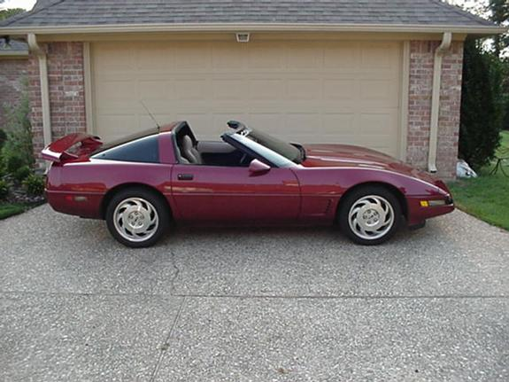 Another jackelprelude 1995 Chevrolet Corvette post... - 31347