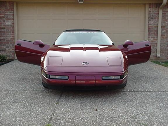 Another jackelprelude 1995 Chevrolet Corvette post... - 31349