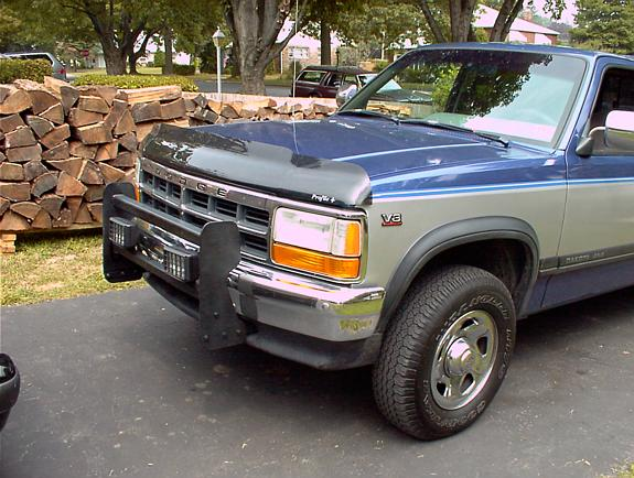 Another AlpinesLamborghi 1995 Dodge Dakota Regular Cab & Chassis post... - 31403