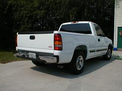 cw2000 1999 Chevrolet C/K Pick-Up