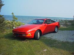 probe_redrocket 1992 Ford Probe