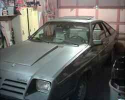 tyler_g 1984 Plymouth Turismo