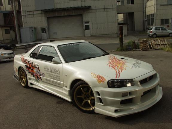 Another optical_skyline 2000 Nissan Skyline post... - 1071674