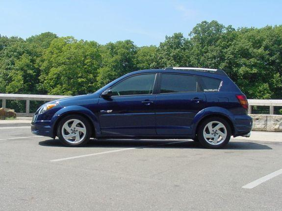 triton gt 39 s 2003 pontiac vibe in lansing mi. Black Bedroom Furniture Sets. Home Design Ideas