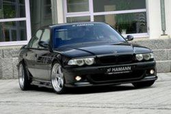 Trancesharks 1998 BMW 7 Series