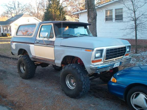 Another rut13 1978 Ford Bronco post... - 1076244