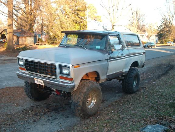 Another rut13 1978 Ford Bronco post... - 1076245