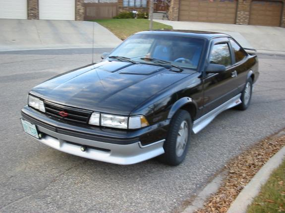 jason_z24 1989 Chevrolet Cavalier Specs, Photos ...