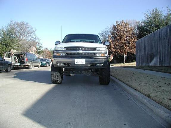 Luke2KZ71's 2000 Chevrolet Silverado 1500 Regular Cab