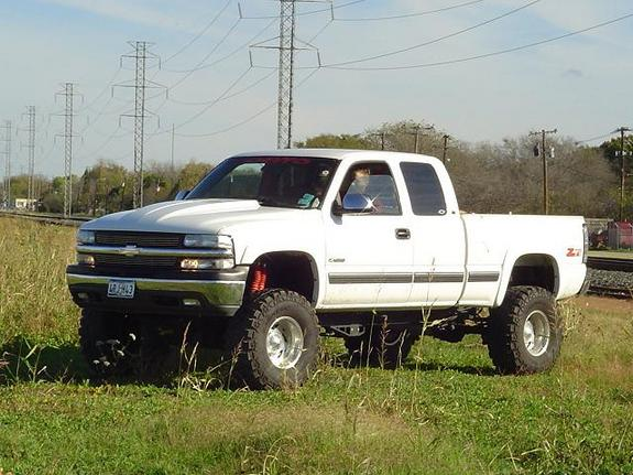 Luke2KZ71 2000 Chevrolet Silverado 1500 Regular Cab 1080529