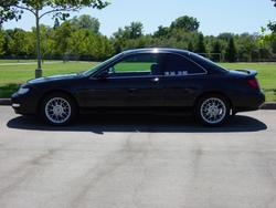 RaceGirl97s 1997 Acura CL