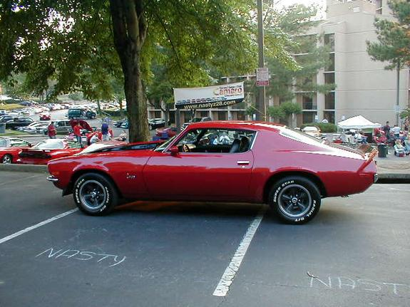 Another MarMar72 1972 Chevrolet Camaro post... - 1082639