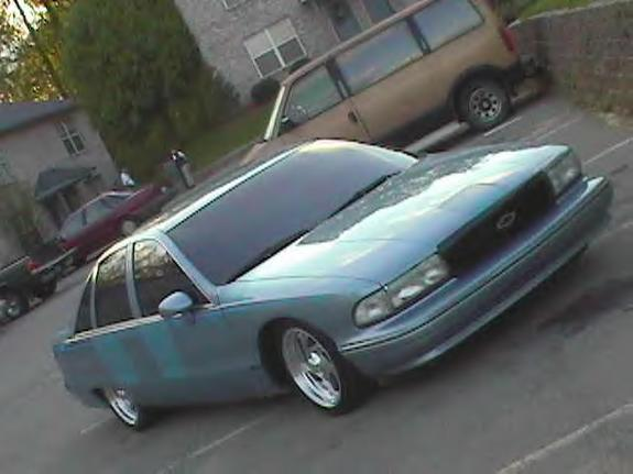 grocerygetterguy 1993 Chevrolet Caprice Specs, Photos, Modification