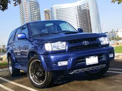 thevictorious 2002 Toyota 4Runner