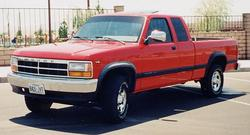 1996 Dodge Dakota Regular Cab & Chassis