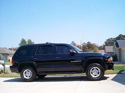 Another parboy 1999 Dodge Durango post... - 32497