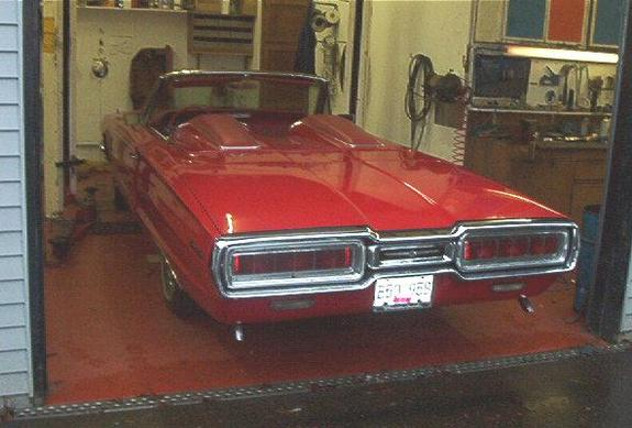 Another ford4eva 1956 Ford Thunderbird post... - 1090159