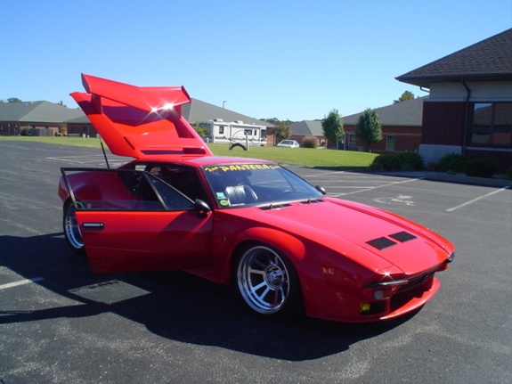 Another detomasopantera 1971 DeTomaso Pantera post... - 1095677