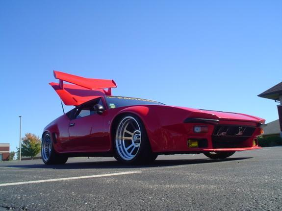 Another detomasopantera 1971 DeTomaso Pantera post... - 1095682