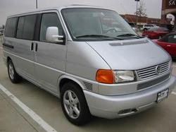 11642s 2002 Volkswagen Eurovan