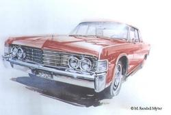 hartger 1965 Lincoln Continental