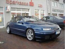 FrowLiner 1991 Opel Calibra
