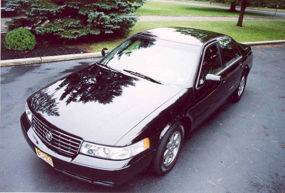 Another JerseyMan 2000 Cadillac Seville post... - 1105406
