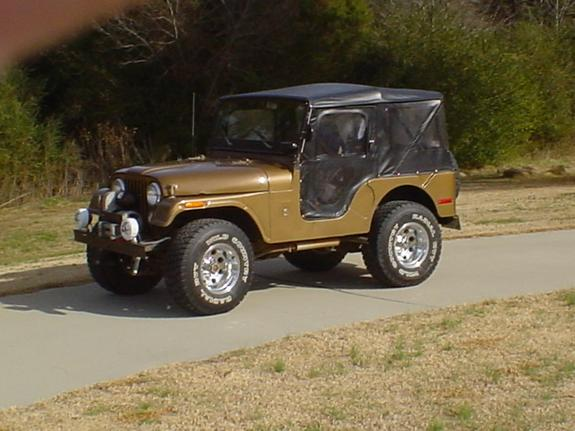 JMB71CJ5 1971 Jeep CJ5