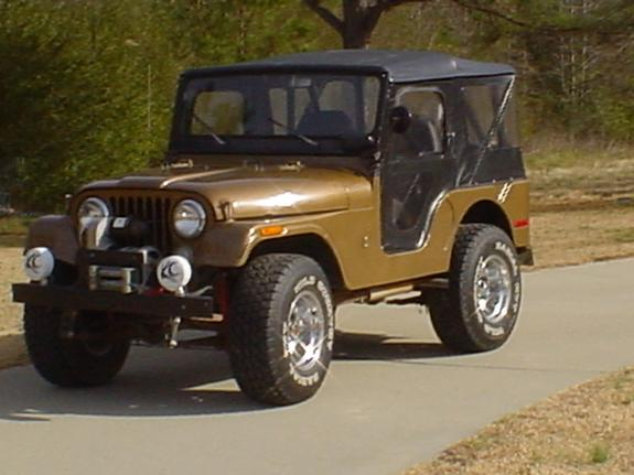 JMB71CJ5 1971 Jeep CJ5 1105474