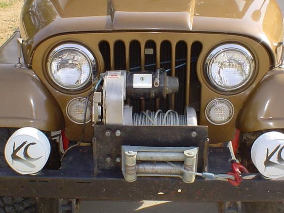 JMB71CJ5 1971 Jeep CJ5 1105476