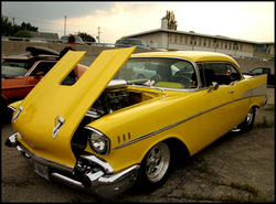 BGBLK57s 1957 Chevrolet Bel Air