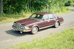 ND4SPDLSCs 1985 Lincoln Continental