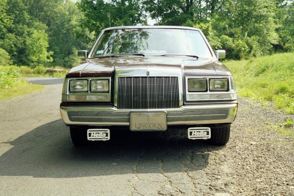 Another ND4SPDLSC 1985 Lincoln Continental post... - 1106594