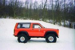 tommy420 1985 Ford Bronco II