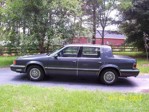 Another SithVegeta 1988 Dodge Dynasty post... - 1110016